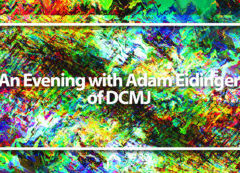 D.C. Psychedelic Society presents An Evening with Adam Eidinger - May 13 2017