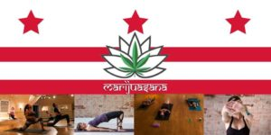 DC: Cannabis Infused Yoga Hosted by Marijuasana - April 22 2017