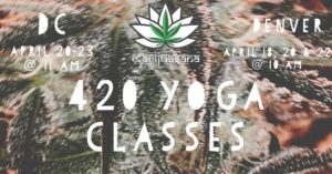 Marijuasana 4/20 Hosted by Marijuasana - April 18 2017