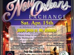 New Orleans Exchange Hosted by OG CounSoul - April 15 2017