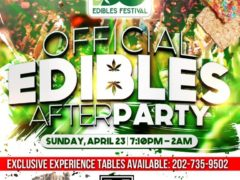The Official DC Edibles Festival After Party - April 23 2017