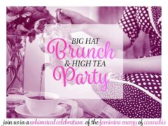 Big Hat Brunch & High Tea II Hosted by Elevated Events Group - May 27 2017