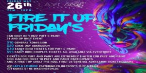 Fire It Up Friday's by Ed.ibles202 - May 26 2017
