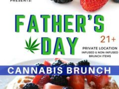 Flowers for Father's Day Brunch by DC's Sweet Sensations - June 18 2017