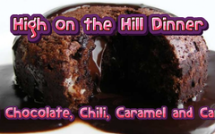 High on the Hill: C4 Chili, Chocolate, Caramel and Canna Bud Appetit - May 19 2017