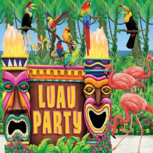 Lifted Luau Summer Party Session Hosted by Get Lifted Events - July 15 2017