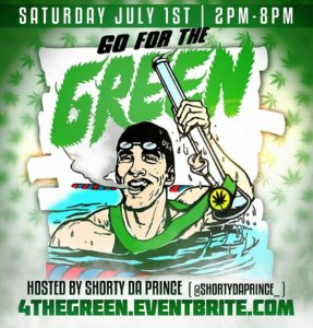 Go for the Green - July 1 2017