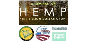 Get Hip on Hemp by High Caliber Events - June 8 2017