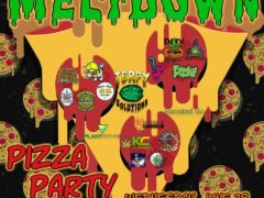 Meltdown Pizza Party Hosted by Terpy Solutions - June 28 2017
