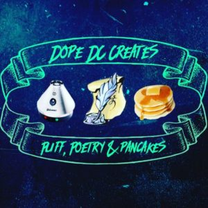 Puff Poetry n Pancakes Hosted by Dope DC Creates Events - June 17 2017