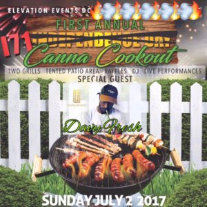 i71 Canna Cook Out Hosted by Blunt Factz - July 2 2017