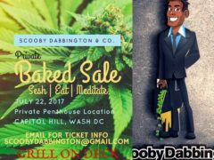 BAKED SALE! Hosted by Scooby Dabbington & Co. - July 22 2017
