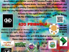 Good Vibes The Summer of Love Hosted by Cannabis Karma - July 24 2017