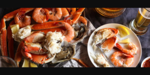 Infused Seafood Feast (All You Can Eat!!!) by High's and Hello's - July 29 2017