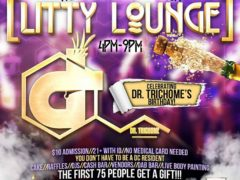 Litty Lounge Hosted by The High Society DC Events - July 23 2017