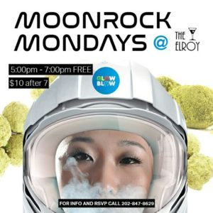 Moonrock Mondays at The Elroy - Multiple July 2017 Dates