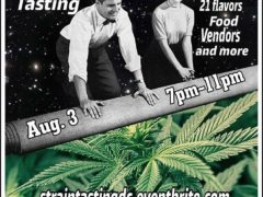 Strain Tasting by Supreme Delights - August 3 2017