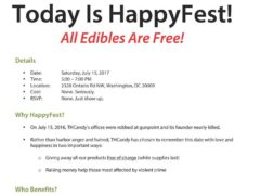 THCandy Presents HappyFest - July 15 2017