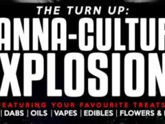 The Turn Up: Canna-Culture Explosion by Big Bhang - July 15 2017