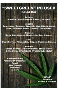 The Ultimate Pop-Up Cannabis Happy Hour Series SweetGreen Infused by TTC GREEN - August 3 2017