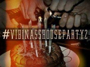 Vibinasshouseparty2 hosted by Fat Jefe - August 25 2017