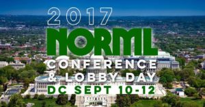 2017 NORML Conference and Congressional Lobby Day Hosted by NORML - September 10 2017