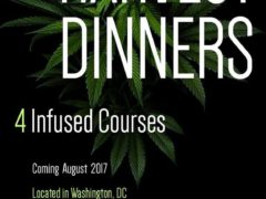 August Infused Harvest Dinner Hosted by DMV Organics - August 31 2017