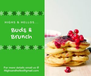 Buds & Brunch Public · Hosted by High's & Hello's - August 26 2017