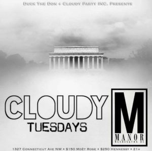 Cloudy Tuesday Hosted by Hi Maintenance - September 5 2017