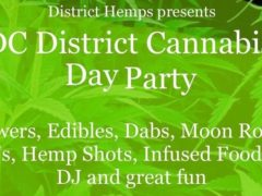 """""""DC DISTRICT CANNABIS """" Day Party Part.2 by District Hemps - August 19 2017"""