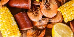 "Infused Seafood Feast ""All You Can Eat"": Part II Hosted by High's & Hello's - September 23 2017"