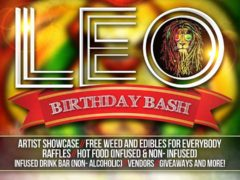 LEO Birthday Bash Hosted by Bishop Davis - August 19 2017