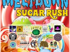 Meltdown Sugar Rush Hosted by Terpy Solutions - August 2 2017