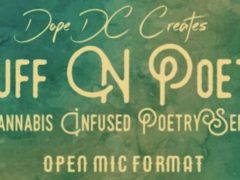 Puff n Poetry by Dope DC Creates - August 13 2017