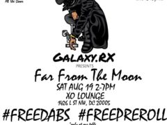 Galaxy.Rx Presents Far From the Moon - August 19 2017