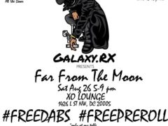 GalaxyRX Presents Far from the Moon - August 26 2017