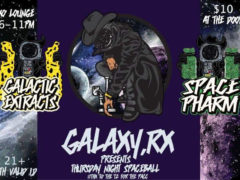 @GALAXY.RX PRESENTS THURSDAY NIGHT SPACEBALL - September 21 2017