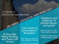 A Cannabis Town Hall and Policy Briefing - Let's Spark a Conversation - September 20 2017