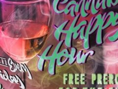 CANNABIS HAPPY HOUR! EACH AND EVERY FRIDAY! by Ig: @otpconcessionsdc - September 8 2017