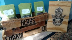 Free Samples & Tea Kit Raffle At Suite Jay's Business Shower Hosted by Hemp Kettle Tea Company - September 30 2017