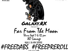 GALAXY.RX PRESENTS FAR FROM THE MOON THURSDAY - September 7 2017