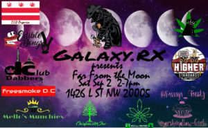 Galaxy.rx Presents Far from the Moon - September 2 2017