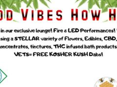Good Vibes How High Hosted by Cannabis Karma - September 11 2017