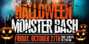 Halloween Monster Bash Hosted by Elevated Events Group - October 27 2017