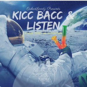 #LIFTEDIQ @ KICBAC&LISTEN Hosted by Lifted InQuiries - September 30 2017