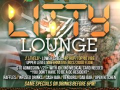 LITTY LOUNGE SUNDAYS Hosted by The High Society DC Events - October 1 2017