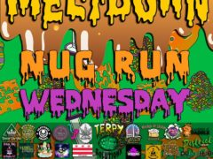 Meltdown Nug Run Wednesday Hosted by Terpy Solutions - September 27 2017