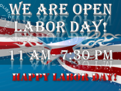 National Holistic Healing Center Labor Day Sale - September 4 2017