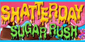 Shatterday Sugar Rush Hosted by Cloud Events DC - September 23 2017