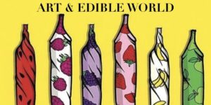 ART & EDIBLE WORLD Hosted by Art and Edible Pop Up Shop - October 7 2017